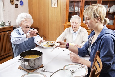 Nutrition for Elderly People