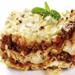 Savory Spinach Lasagna