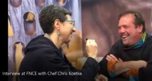 Chef Chris Koetke